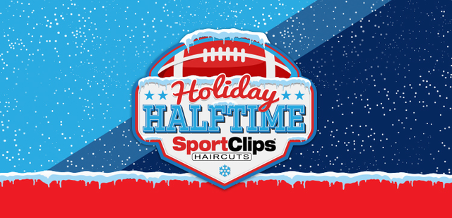 Holiday Halftime Promotion